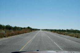 Picture (c) BeeTee - Botswana - Hunters Road