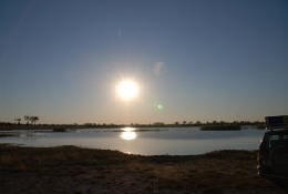 Picture (c) BeeTee - Hwange NP - Salt Pan Dam