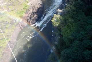 Pictures (c) BeeTee - Simbabwe - Victoria Falls - Zim Zam Br�cke